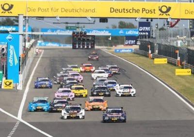 Motorsport - DTM - Nürburgring