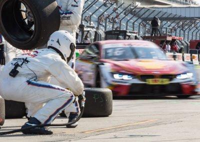 Motorsport - DTM - Lausitzring