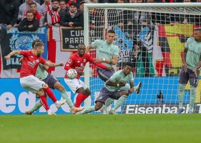 Fussball - 1. Bundesliga - 9.Spieltag - 1.FSV Mainz 05 - FC Bayern München