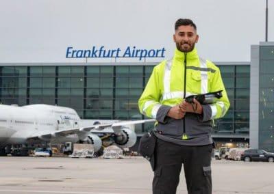 Industriefotografie Frankfurt Airport