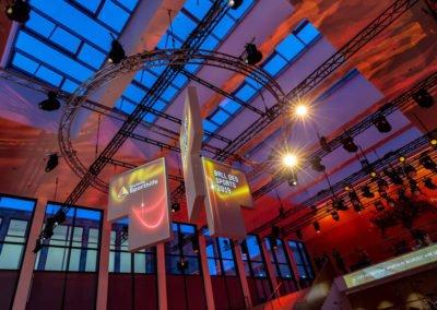 Eventfotografie zum 49. Ball des Sports Wiesbaden