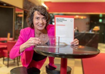 Verleihung des 1. Ehrenpreis des Deutschen FernsehKrimi-Festivals